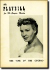 The-Time-of-the-Cuckoo-Playbill-11-52