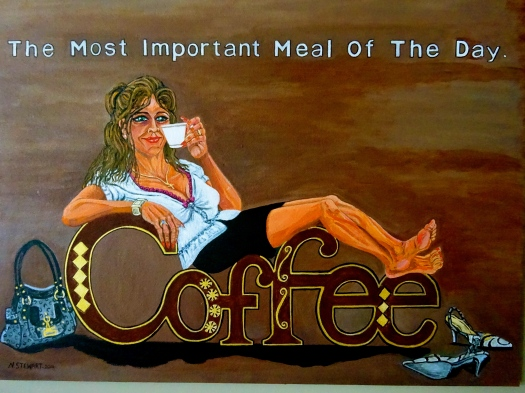 COFFEE SHOP - ECHUNA