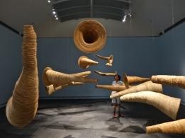 DAN 2 - SOUTH AUSTRALIAN ART GALLERY - CONTEMPORARY INDIGENOUS ART - WEAVING - Version 2