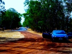 ON THE ROAD - LEAVING THE GRAMPIANS