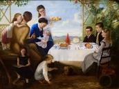 SOUTH AUSTRALIAN ART GALLERY - AUSTRALIAN COLONIAL ART (2)