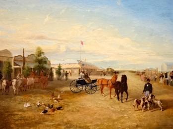 SOUTH AUSTRALIAN ART GALLERY - AUSTRALIAN COLONIAL ART