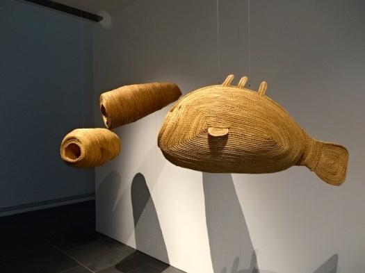 SOUTH AUSTRALIAN ART GALLERY - AUSTRALIAN CONTEMORARY ART - WEAVING