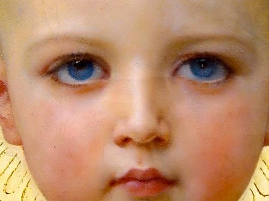 SOUTH AUSTRALIAN ART GALLERY - EUROPEAN ART - MADONNA & CHILD 4