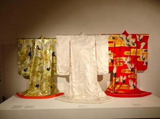 SOUTH AUSTRALIAN ART GALLERY - JAPANESE WEDDING GOWNS 1