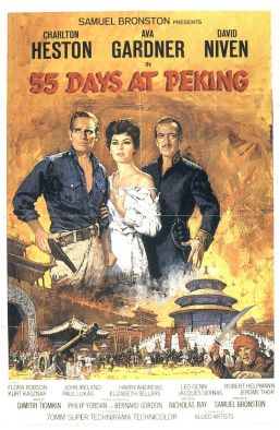55 DAYS IN PEKING