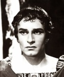 Lawrence Olivier as Oedipus in the 1946 Old Vic production of Sophocles' 'Oedipus'. LO British actor 22 May 1907 - 11 July 1989; Sophocles Greek tragedian 496 BCE - 406 BCE.