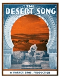 Poster - Desert Song, The (1929)_01