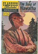 classics-illustrated-57-the-song-of-hiawatha-by