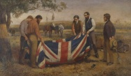 William_Strutt_-_The_Burial_of_Burke,_1911