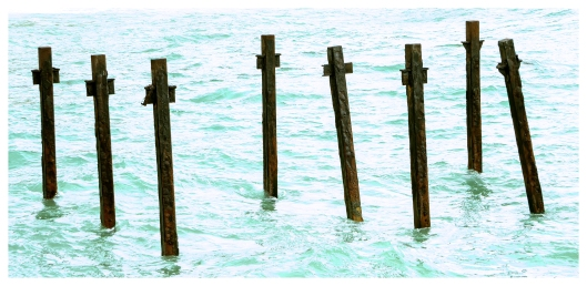 ABSTRACTS - CROSSES IN THE SEA
